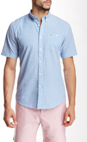 Farah Sloane Slim Fit Short Sleeve Shirt
