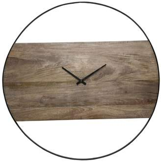 Ren Wil Renwil New Traditional Amika Wall Clock