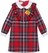 Gucci Children's tartan dress
