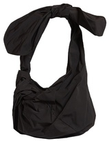 Simone Rocha Knotted taffeta bag