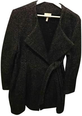 Rodier Black Wool Coat for Women