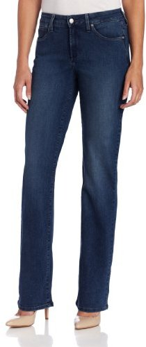 NYDJ Women's Marilyn Straight Leg Jean