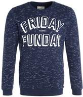 Tom Tailor Denim Sweatshirt Real Navy Blue