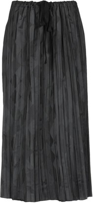 Hache 3/4 length skirts