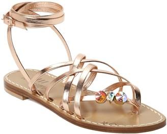 Emanuela Caruso Handmade Gladiator Sandals
