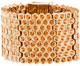 Mawi Spiked Classic Honeycomb Cuff