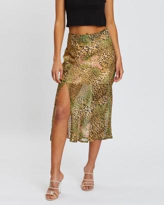 Speechless Slip Skirt