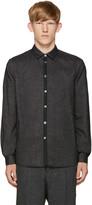 Stephan Schneider Black Flannel Shirt