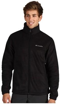 Columbia Steens Mountaintm Full Zip 2.0 (Black) Men's Coat