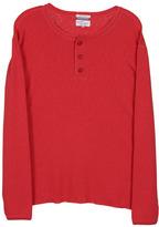 Gant The Granpa Red Henley -
