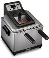 Krups Stainless Steel Deep Fryer - Model KJ502D51