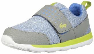 See Kai Run Boy's Ryder Sneaker Blue/Gray 4 M US Toddler