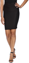 windsor. Black Pencil Skirt