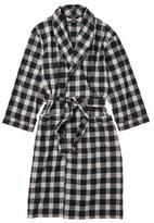Logan Hill Men's Flannel Bath Robe