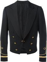 Ports 1961 double-breasted peaked lapels blazer - men - Virgin Wool/Cupro - 44