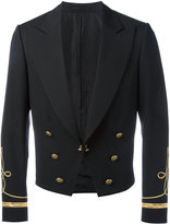 Ports 1961 double-breasted peaked lapels blazer