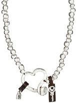 Uno de 50 Beaded Heart Necklace