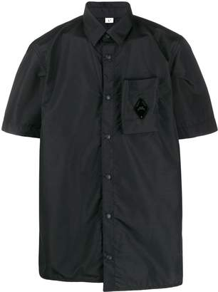 A-Cold-Wall* short sleeve patch pocket shirt