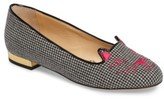 Charlotte Olympia Women's Kitty Loafer