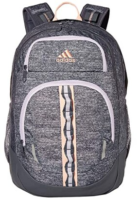 adidas Prime V Backpack (Onix/Rose Gold/Haze Coral/Black) Backpack Bags