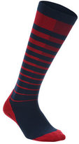 2XU Men's Striped Run Compression Socks