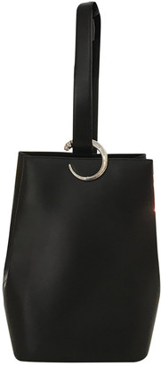 Cartier PanthAre Black Leather Backpacks
