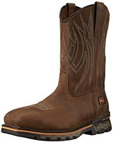 Timberland Men's AG Boss Alloy Square Steel-Toe Pull-On Boot