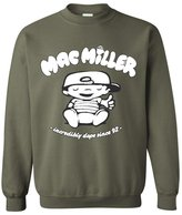 Artix Mac Miller Baby Incredibly Dope Since 92 Clothing People Couples Best Friend Gifts Unisex Crewneck Sweatshirt