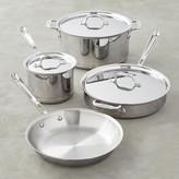 All-Clad Copper Core 7-Piece Cookware Set