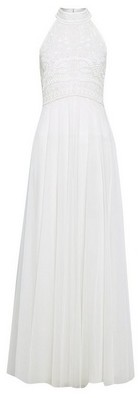 Dorothy Perkins Womens Showcase Ivory Bridal 'Harri' Maxi Dress, Ivory