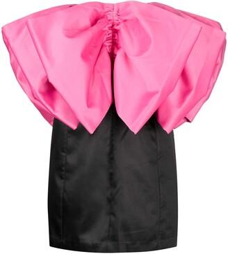 Rotate by Birger Christensen Natalie short dress