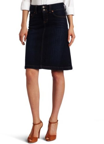 Red Engine Women's Claret A-Line Skirt