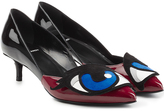 Pierre Hardy Patent Leather Oh Roy! Pumps