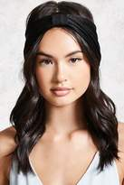 Forever 21 Gathered-Front Headwrap