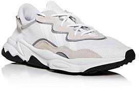 adidas Men's Ozweego Suede & Mesh Low-Top Sneakers