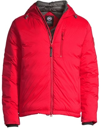 Canada Goose Lodge Down Hooded Jacket
