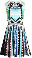Mary Katrantzou Sleeveless Babelona dress