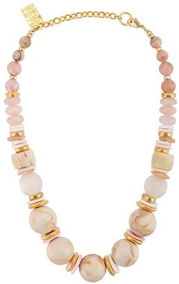 Lizzie Fortunato Quarry necklace