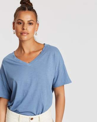 Gap SS Slub Hillow T-Shirt
