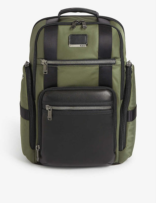 Tumi Sheppard Deluxe Brief nylon backpack
