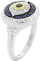 Judith Ripka Evil Eye Ring