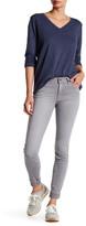Genetic Los Angeles Shya Pale Grey Skinny Jean