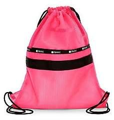 Le Sport Sac Women's Janis Drawstring Backpack