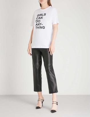 Zadig & Voltaire Bella cotton-jersey T-shirt