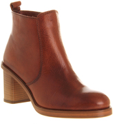 Poste Mistress Victoria Zip Boots