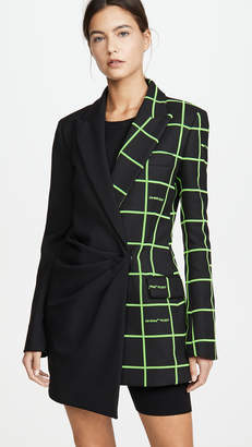 Off-White Off White Collage Dress Jacket