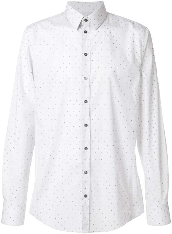 Dolce & Gabbana buuttoned up shirt