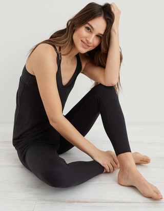 aerie OFFLINE Goals Super High Waisted Legging