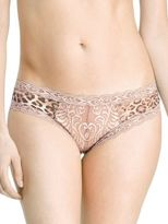 Natori Foundations Feathers Hipster Brief