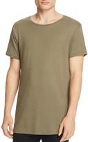 Uniform Split Hem Tee - 100% Exclusive